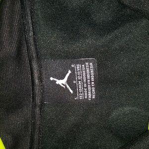 Jordan Shirts & Tops - Jordan full zip hooded sweatshirt